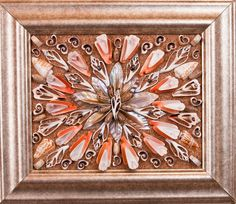 Fantasy | Modern Seashell Art by Alla Baksanskaya