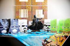 Cute Star Wars goody bag ideas!