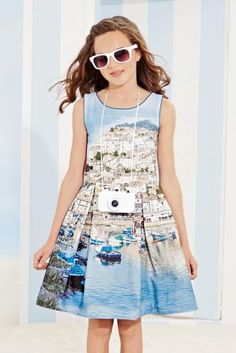 Buy Photo Scene Prom Dress (3-12yrs) from the Next UK online shop