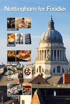 Nottingham has a thriving food scene with an indie spirit. Here's our favourite great places to eat in Nottingham from cafes to burger bars to restaurants. George's Kitchen, Places To Eat, Great Places, Montana Ranch, Burger Bar, Cream Tea, Tapas Bar, Latte Art, Nottingham