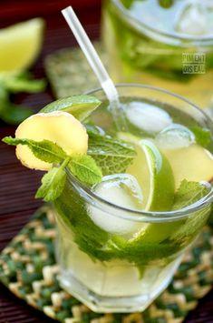 Mojito ginger & tea Kusmi Tea