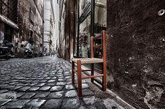 The Empty Chair by rjdavies30