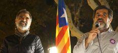 Amnistia Internacional demana que es retirin les acusacions de sedició i rebel·lió sobre Sànchez i Cuixart   VilaWeb