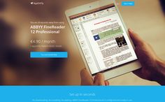 ABBYY FineReader is now available in cloud Microsoft Office, Enabling, Reuse, Desktop, Archive, Pdf, Clouds, Content, Paper