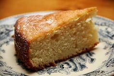 Torta de limon Cornbread, Banana Bread, Yummy Food, Ethnic Recipes, Desserts, Handmade, Lemon Cakes, Afternoon Snacks, Meals