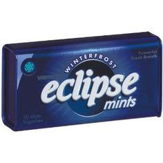 Eclipse Sugarfree Mints Winterfrost