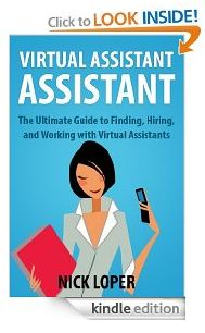 Free Kindle Book - Virtual Assistant Assistant