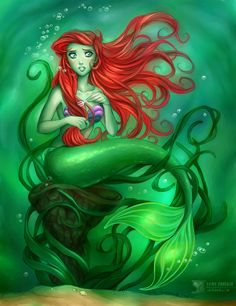 Ariel's Song - daekazu's Sta.sh