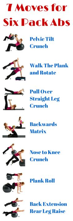 The Best Abs Workout For Women- Six Pack in Weeks