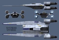 This angle shows another cool feature of my TIE variant: 6 huge missiles mounted under the wings on external hard points. I thought it would be fun for TIE Fighters to carry missi...