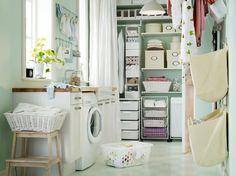 Bildresultat för förvaring ovanför toppmatad tvättmaskin