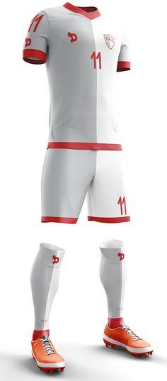 O designer Lucas Amarante desenvolveu um projeto pessoal para criação de novos modelos de uniformes para o Fluminense Football Club. A id...