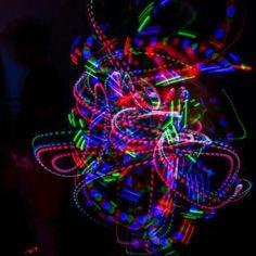 #lightshow #rave