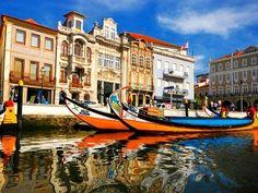Canal de Aveiro - Portugal
