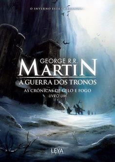 A Game of Thrones (A Song of Ice and Fire, Book 1 - Brazilian Cover