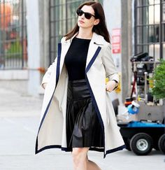 anne hathaway clothes the intern - Google Search