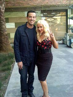 Christina Aguileras one of my idols and favorite celeb
