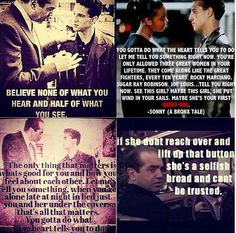 the best<3 a bronx tale