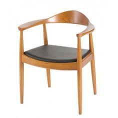 Krzesło President inspirowane Kennedy - cena: - www. Teak, House, Furniture, Design, Home Decor, Styl Vintage, Anna, Chairs, Country