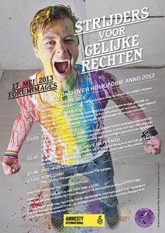 Strijd tegen homofobie