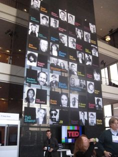 My first day at TED2012!