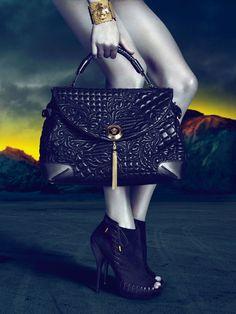 Versace A/W '11/'12 Campaign