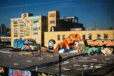 Graffiti mecca 5 Pointz erased overnight | New York Post