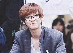 Chanyeol is too cute ^_^