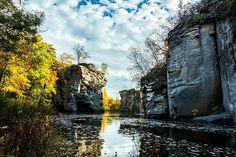 Buky Canyon - Hirs'kyi Tikych river - Ukraine - zoltán kovács - Google+