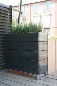 Interesting ways to use pallets for beautiful furniture - Haus u Garten - Outside Living, Outdoor Living, Garden Design Plans, Outdoor Spaces, Outdoor Decor, Wooden Planters, Garden Boxes, Wooden Pallets, Outdoor Projects