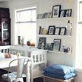 La casa danesa de los propietarios de Tine K Home         |          Etxekodeco