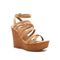 @knittedbelle #knittedbelle Perfect Wedge - Toffee