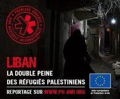 Liban: la double peine des réfugiés palestiniens - reportage et témoignages (Jérôme Sessinî - Magnum Photo)