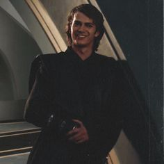 Anakin Skywalker ... God, his smile kills me every time - Star Wars Episode III: Revenge of the Sith