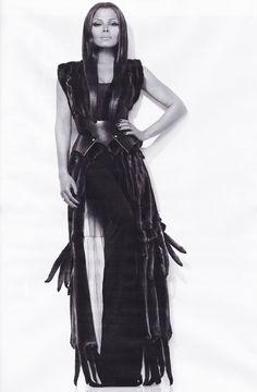 Janet Jackson in a badass dress