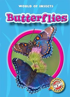 Butterflies (Blastoff! Readers: World of Insects) by Martha E. H. Rustad http://www.amazon.com/dp/1600140750/ref=cm_sw_r_pi_dp_CFGIvb194GDHA