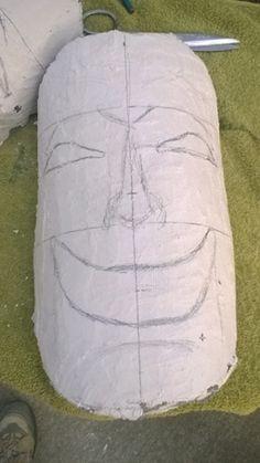 TEATRE COMÈDIA Comenzando dos nuevas máscaras gridplast