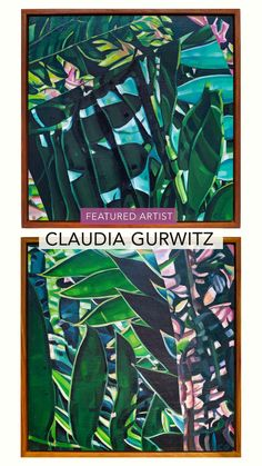 Featured Botanical painter Claudia Gurwitz from South Africa African Plants, South Africa, Texture, Gallery, Artist, Surface Finish, Roof Rack, Artists, Pattern