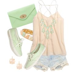 Sweet Sneaks by qtpiekelso on Polyvore