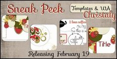 Designs by Christaly: Sneak Peak!! Enter for a chance to win this release!!