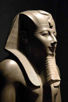 pharaoh Thutmose III in Luxor museum in Egypt
