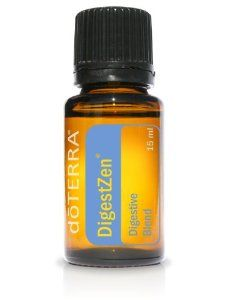 Awesome for cramps!!!! DoTerra DigestZen Essential Oil Blend 15 ml