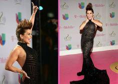 Premio lo nuestro February 24, 2014 | ... derrocha energía en Premio Lo Nuestro 2014 | Celebrity-gossip.net  Very happy for Alejandra Guzman...  Congrats...