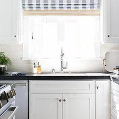 Wire Brushed Oak Cabinets With Black Quartz Countertops | K I T C H E N |  Pinterest | Oak Cabinets, Black And Black Quartz