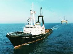 S.A.WOLRAAD WOLTEMADE - Yard No 516 - Ocean Salvage Tug - Safmarine - Built 1976