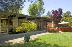 Eichler Home, Terra Linda, Marin Modern, Renee Adelmann, Marin county, Real estate, modern home, mid-century modern home, Eichler For Sale, atrium, San Rafael