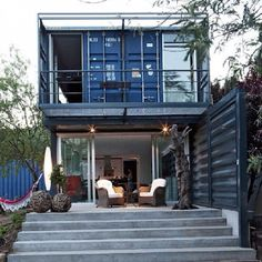 Hip Casa El Tiemblo Made from 4 Shipping Containers  http://www.homedesignfind.com/architecture/elegant-and-hip-casa-el-tiemblo-shipping-container-home/?utm_source=twitterfeed_medium=twitter_campaign=Feed%3A+Homedesignfind+%28Home+Design+Find%29