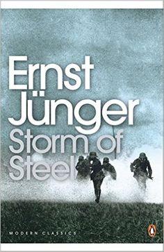 Storm of Steel: Ernst Junger, Michael Hoffman: 9780141186917: Books - Amazon.ca