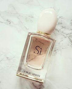 c6fe28b61 Armani Si Perfume, Perfume Fragrance, Fragrances, Giorgio Armani Si, Blond,  Makeup