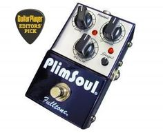 Fulltone PlimSoul Distortion Guitar Effects Pedal (PLS) Distortion Guitar, Distortion Pedal, Bass Pedals, Guitar Pedals, Guitar Rig, Guitar Shop, Guitar Photography, Bass Amps, Guitar Effects Pedals